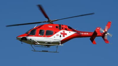 OM-ATR - Bell 429 Global Ranger - Air Transport Europe (ATE)