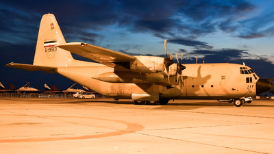 5-8513 - Lockheed C-130E Hercules - Iran - Air Force