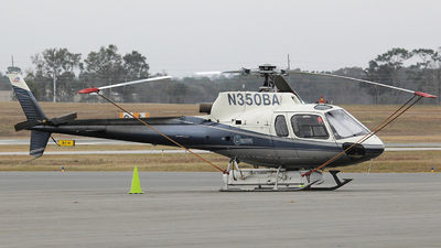 N350BA - Eurocopter AS 350BA Ecureuil - Aerotec