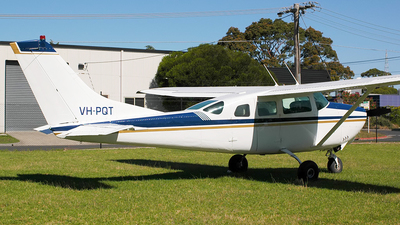 VH-PQT - Cessna U206 Super Skywagon - Private