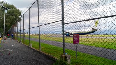 MMTO - Airport - Spotting Location