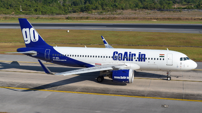 VT-WGL - Airbus A320-271N - Go Air