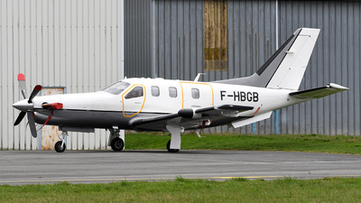 F-HBGB - Socata TBM-700 - Private