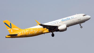JA01VA - Airbus A320-216 - Vanilla Air