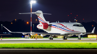 LN-JHH - Bombardier BD-100-1A10 Challenger 350 - Private