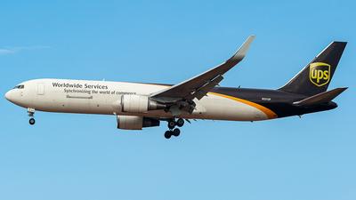 N331UP - Boeing 767-34AF(ER) - United Parcel Service (UPS)