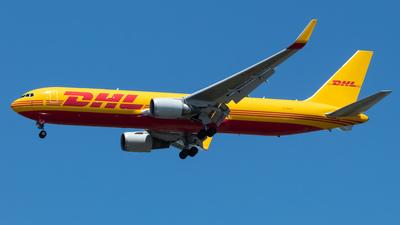 G-DHLE - Boeing 767-3JHF(ER) - DHL Air
