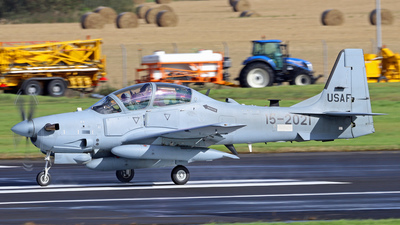 15-2021 - Embraer A-29A Super Tucano - United States - US Air Force (USAF)