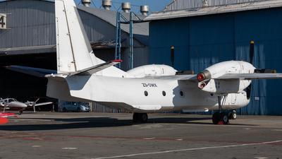 ZS-OWX - Antonov An-32B - Valan International Cargo Charter