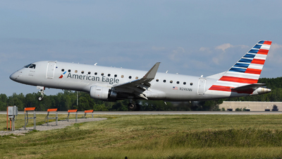 A picture of N246NN - Embraer E175LR - American Airlines - © DJ Reed - OPShots Photo Team
