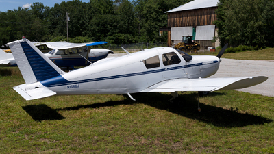 N1666J - Piper PA-28-140 Cherokee - Private