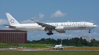 9V-SWJ - Boeing 777-312ER - Singapore Airlines