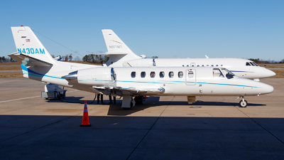 A picture of N430AM - Cessna 560 Citation Encore - [5600542] - © Oliver Richter