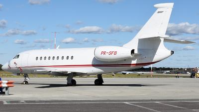 PR-SFB - Dassault Falcon 2000 - Private