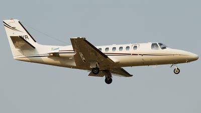 N114VR - Cessna 550 Citation II - Private