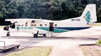 9M-PEQ - Dornier Do-228-212 - Pelangi Airways