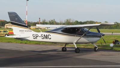 SP-SMC - Tecnam P2008JC MkII - Smart Aviation (Poland)
