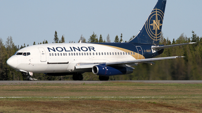 C-GNLW - Boeing 737-2R4C(Adv) - Nolinor Aviation