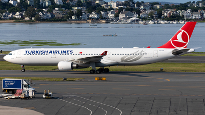 A picture of TCLNF - Airbus A330303 - Turkish Airlines - © OCFLT_OMGcat
