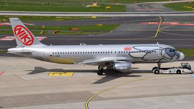 D-ABHL - Airbus A320-214 - Niki