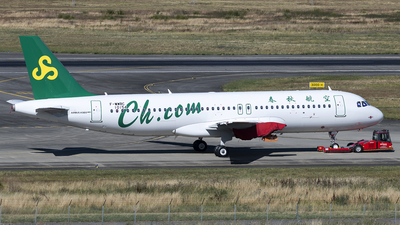 F-WWBC - Airbus A320-251N - Spring Airlines