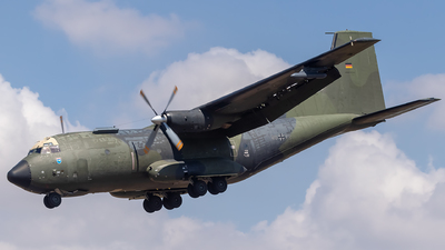 50-72 - Transall C-160D - Germany - Air Force