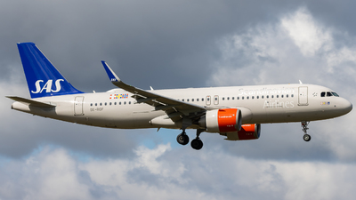 SE-ROF - Airbus A320-251N - Scandinavian Airlines (SAS)