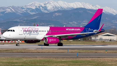 HA-LYE - Airbus A320-232 - Wizz Air