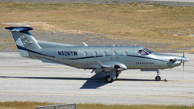 N526TW - Pilatus PC-12/45 - Tradewind Aviation