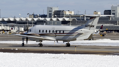 N470MM - Beech 1900D - Private