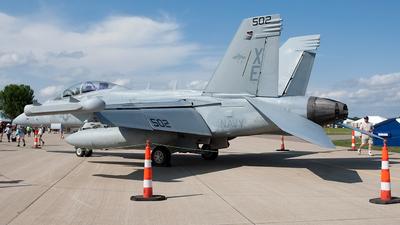 169128 - Boeing F/A-18E Super Hornet - United States - US Navy (USN)