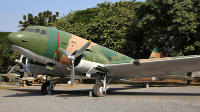 L2-39/15 - Douglas C-47A Skytrain - Thailand - Royal Thai Air Force