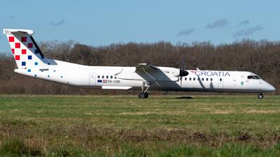 A picture of 9ACQB - De Havilland Canada Dash 8400 - Croatia Airlines - © Alexandre Raineau