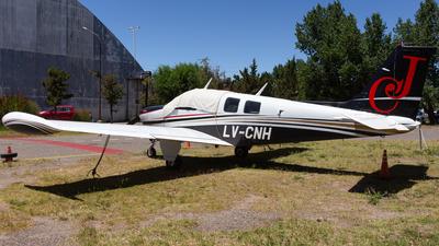 LV-CNH - Beechcraft A36 Bonanza - Private