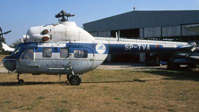 SP-TVA - PZL-Swidnik Mi-2RL Hoplite - Aeropol