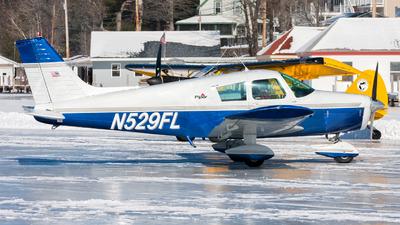 N529FL - Piper PA-28-140 Cherokee - Private