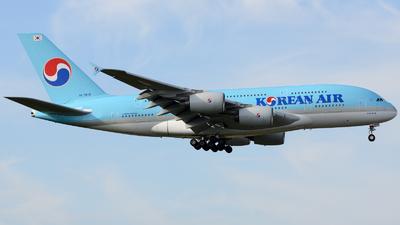 HL7619 - Airbus A380-861 - Korean Air