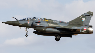 635 - Dassault Mirage 2000D - France - Air Force