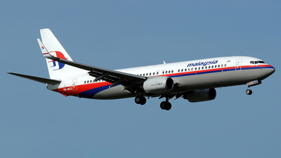 9M-MLD - Boeing 737-8GQ - Malaysia Airlines