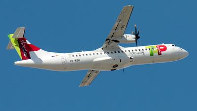 PR-AQW - ATR 72-212A(600) - TAP Express