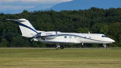 N333EC - Gulfstream G-IV(SP) - Private