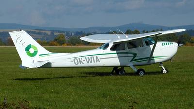 A picture of OKWIA - Cessna 172K Skyhawk - [17259253] - © Karsten Bley