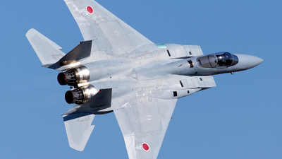 52-8853 - McDonnell Douglas F-15J Eagle - Japan - Air Self Defence Force (JASDF)