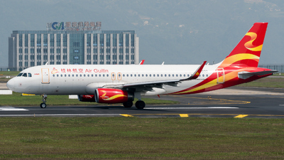 B-1032 - Airbus A320-232 - Air Guilin