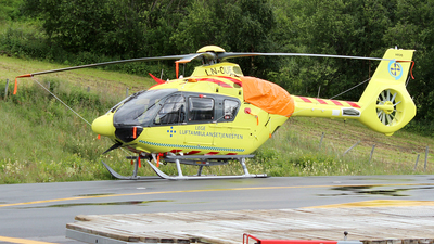 LN-OUE - Airbus Helicopters H135 - Norsk Luftambulanse