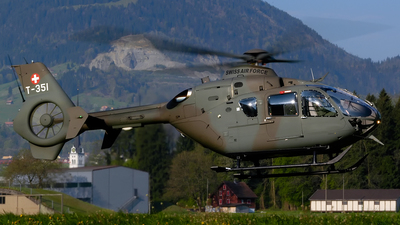 T-351 - Eurocopter EC 635VIP - Switzerland - Air Force