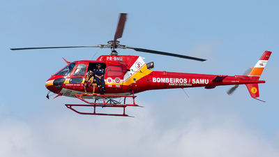 PR-BNU - Eurocopter AS 350B2 Ecureuil - Brazil - Military Firefighters