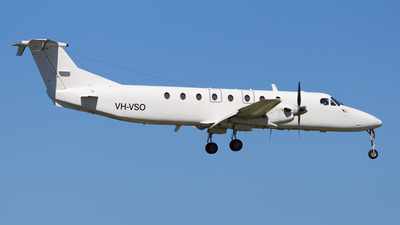 VH-VSO - Beech 1900C - Vortex Aviation