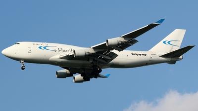 N976BA - Boeing 747-4B5(BCF) - Pacific Air Cargo