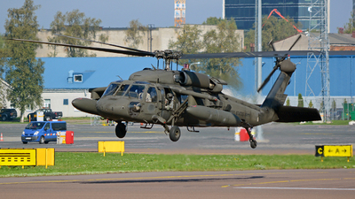 88-26071 - Sikorsky UH-60A Blackhawk - United States - US Army